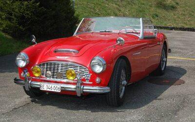Austin-Healey BT7 – 1959