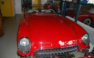 Chevrolet Corvette – 1954