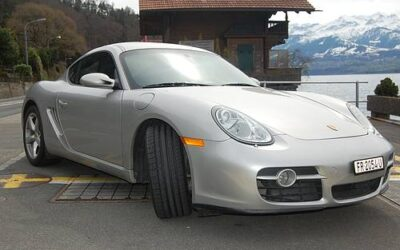 Porsche Cayman – 2007