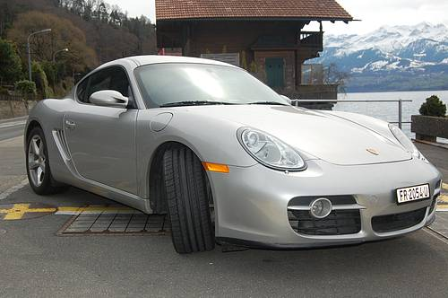 PorscheCayman