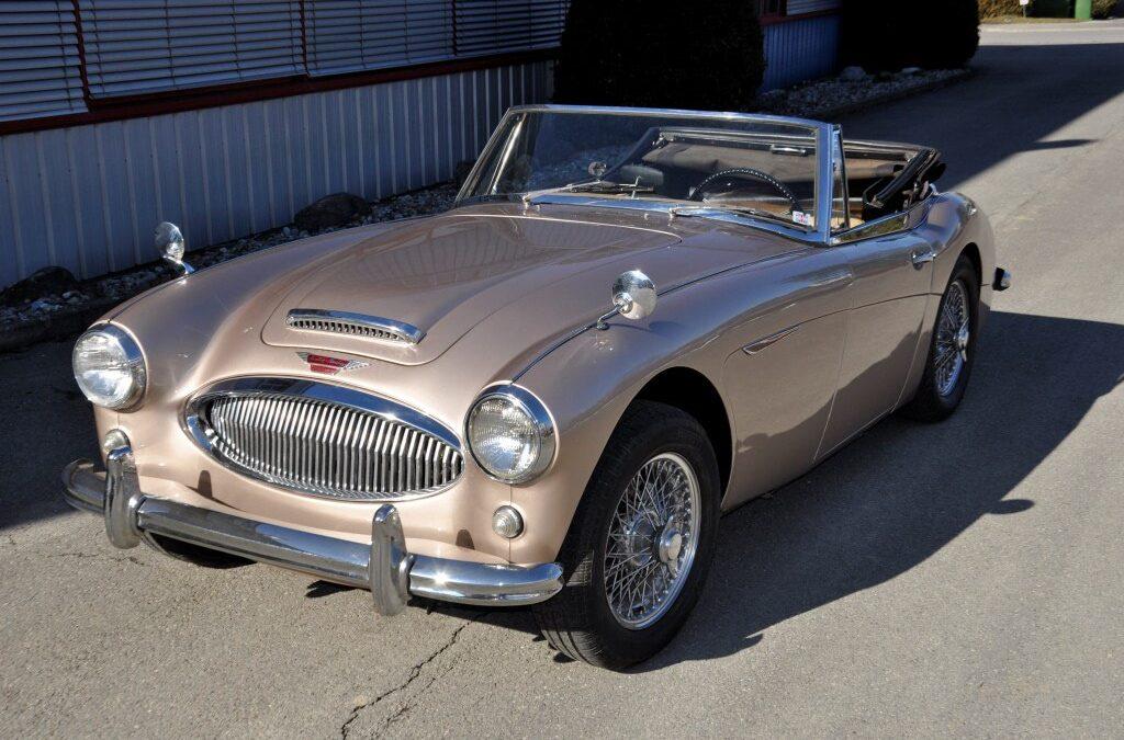 Austin-Healey MK II 3000 – 1963
