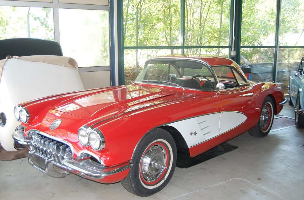 Chevrolet Corvette – 1959