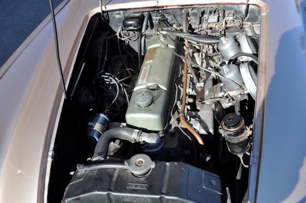 Austin-Healey MK II 3000