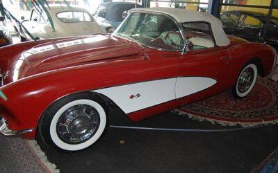 Chevrolet Corvette – 1956