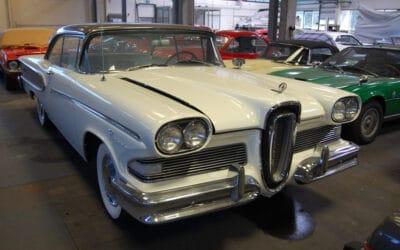 Edsel Pacer – 1958