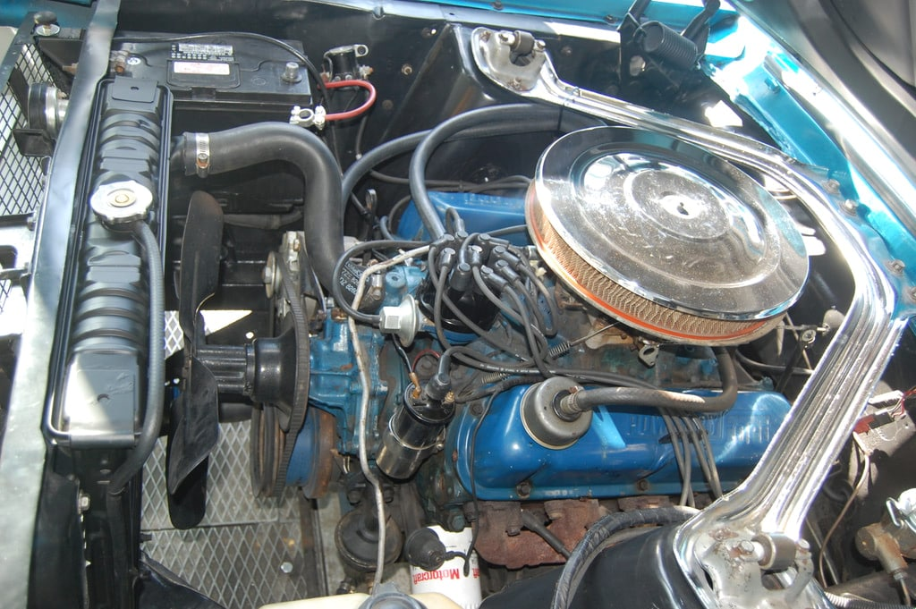 Ford Mustang 4.7L