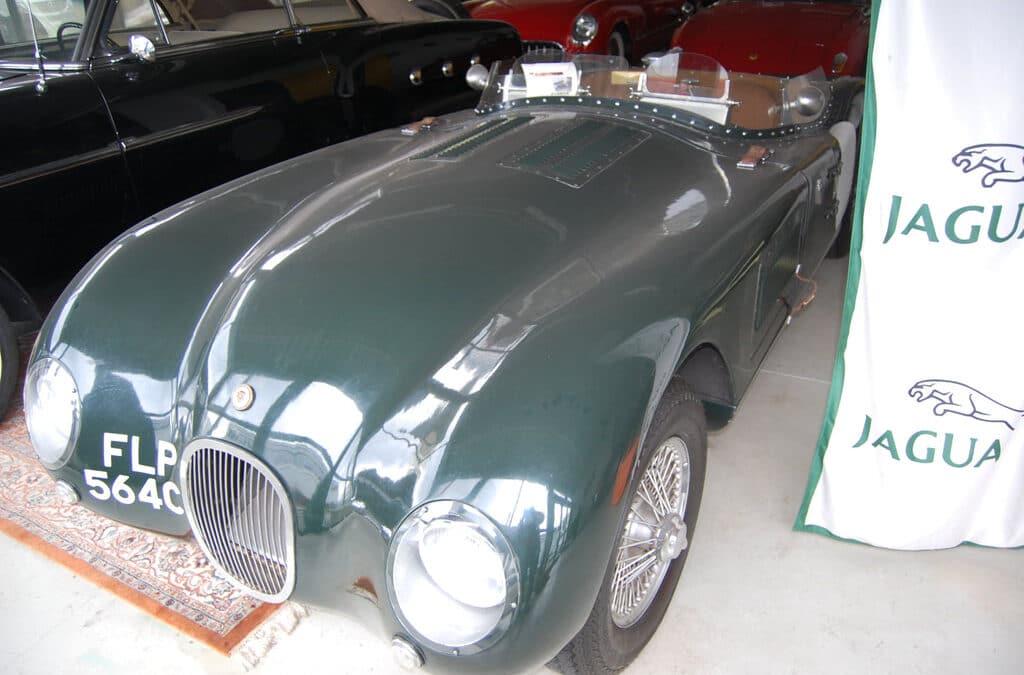 Jaguar C Type – 1965