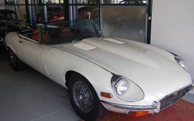 Jaguar EV 12 – 1974