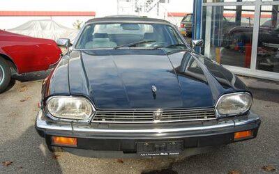 Jaguar XJ-S Targa – 1987