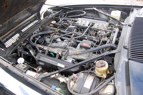 Jaguar XJ-S Targa