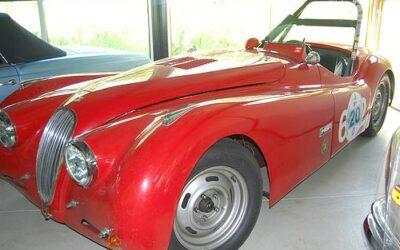 Jaguar XK 120 – 1950