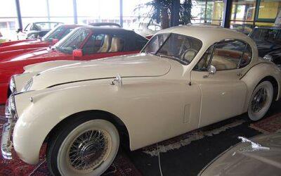 Jaguar XK 120 – 1953