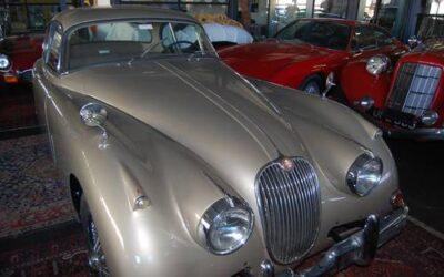 Jaguar XK 150 Coupé – 1959