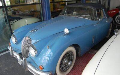 Jaguar XK 150 – 1960