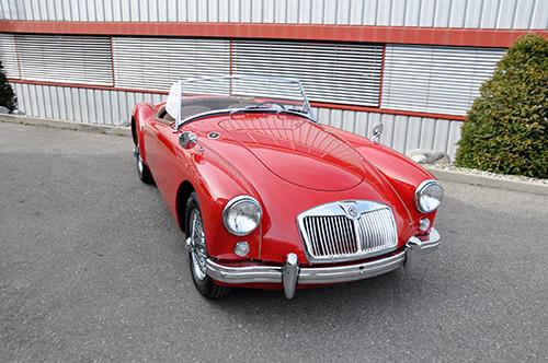 MG MGA – 1959