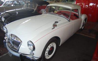 MG MGA 1600 – 1962