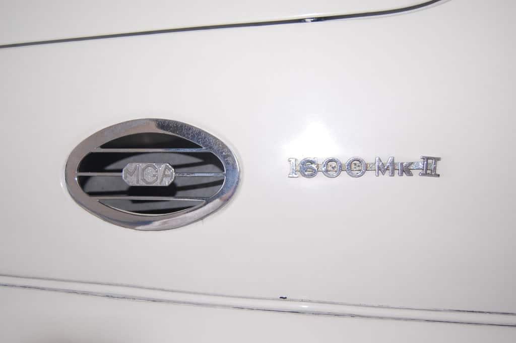MG MGA 1600