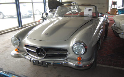 Mercedes Benz 190 SL – 1958