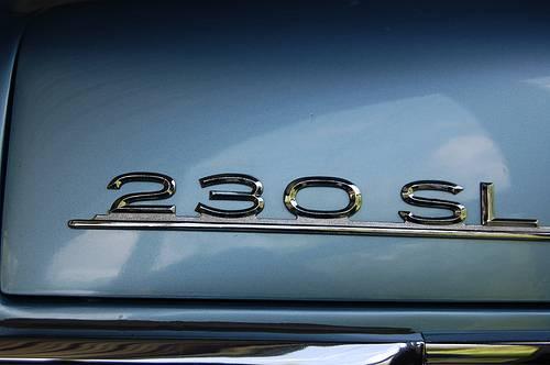 Mercedes Benz 230SL