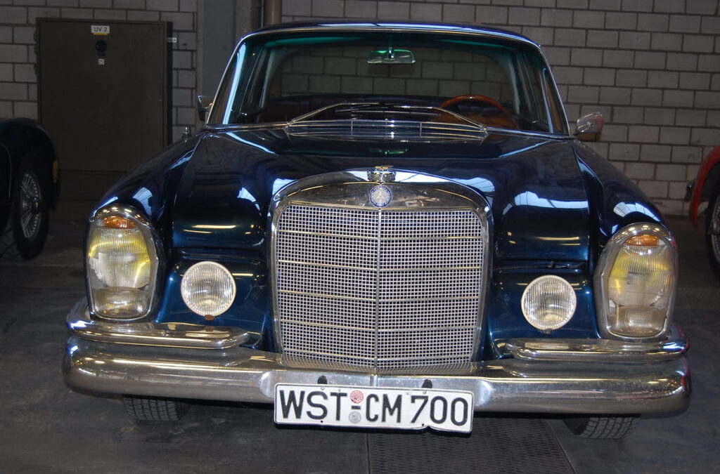 Mercedes Benz 250 – 1966