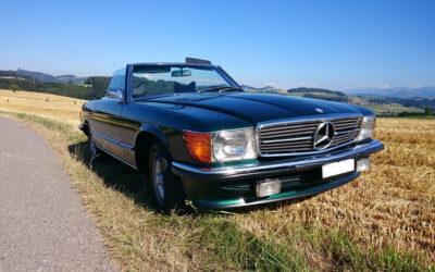 Mercedes Benz SL 450 – 1975