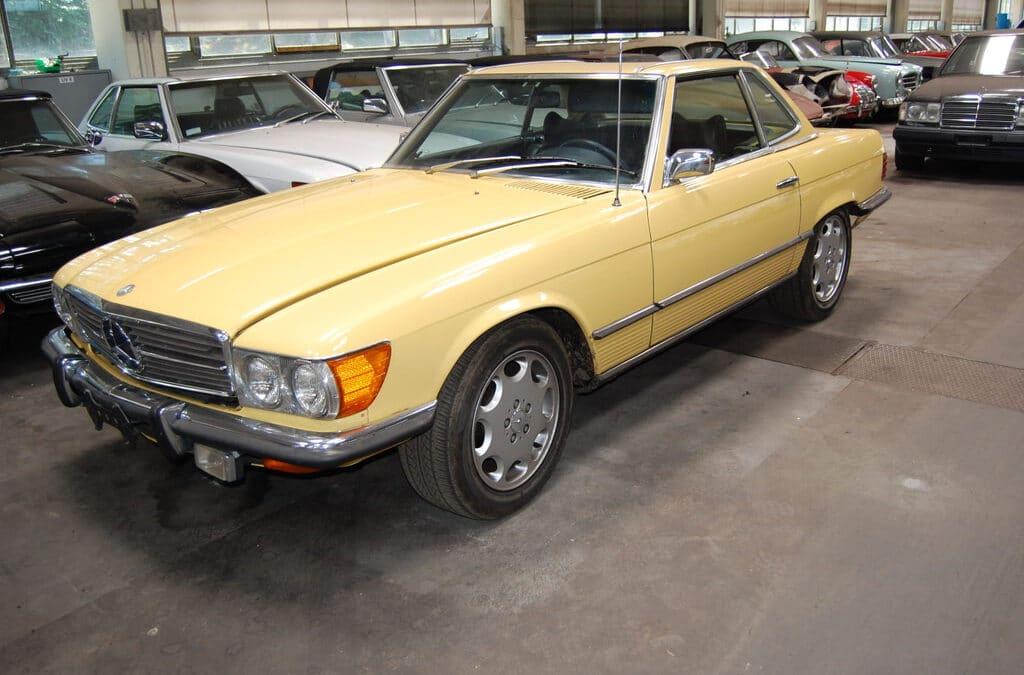 Mercedes Benz SL 450 – 1973