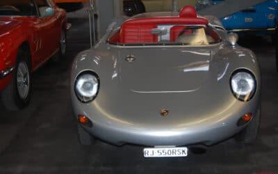 Porsche 550 RSK Replica – 1965