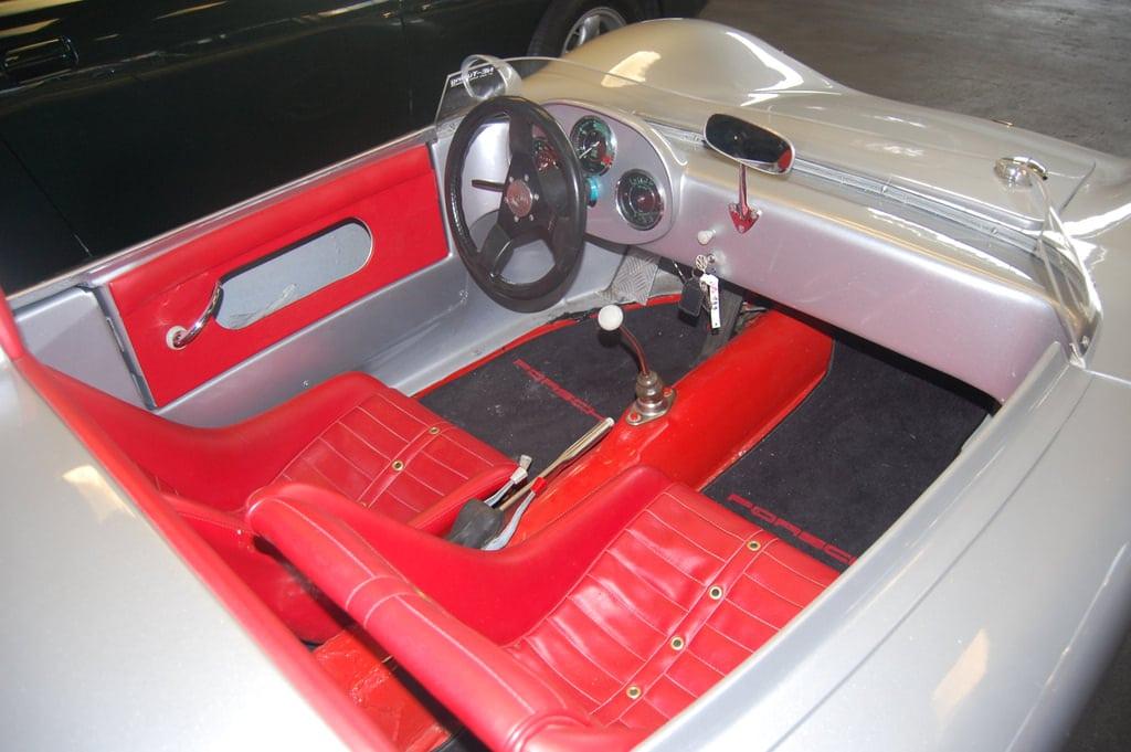 Porsche 550 RSK Replica