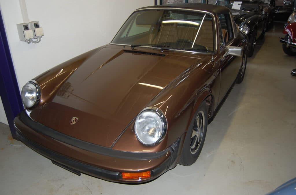 Porsche 911 S Targa – 1974