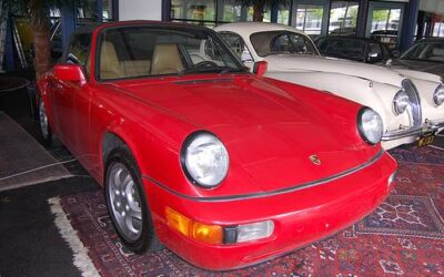 Porsche Carrera 2 – 1990