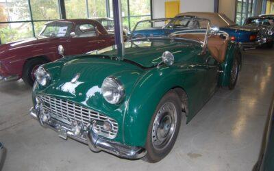 Triumph TR3A – 1959