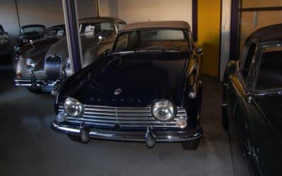 Triumph TR4A – 1965