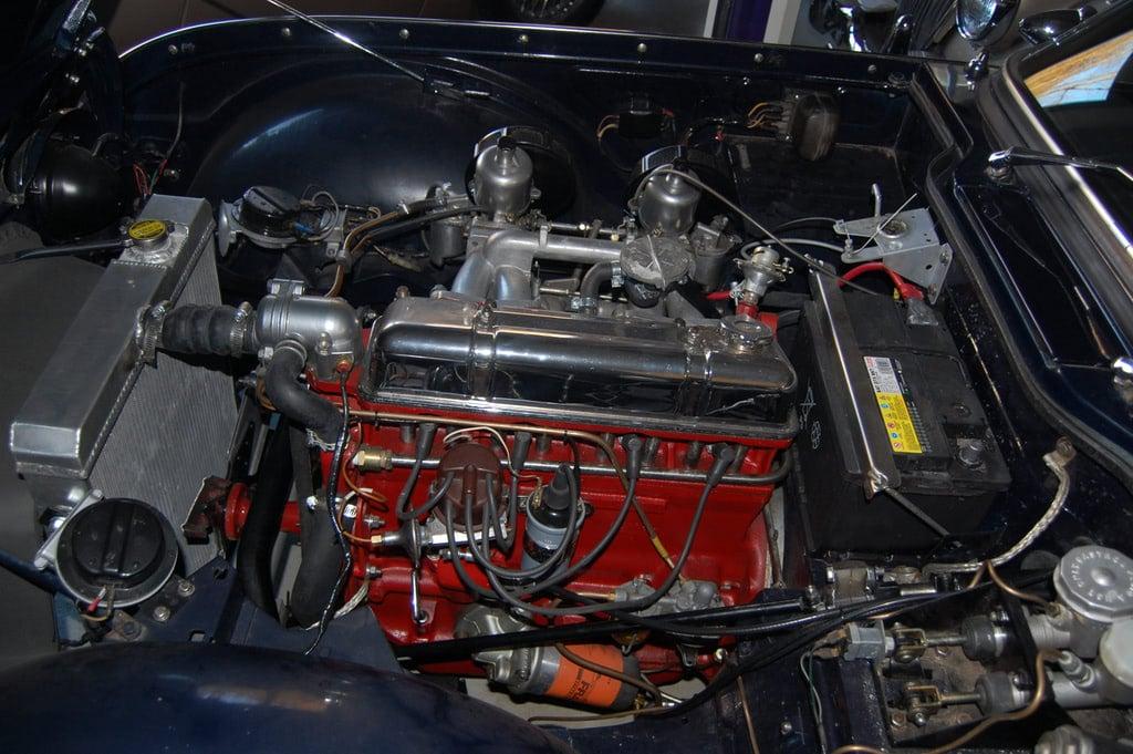 Triumph TR4A
