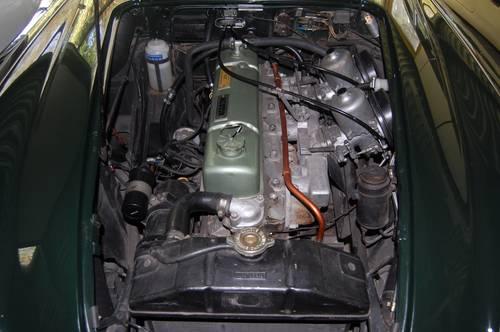 Austin-Healey MK 3000